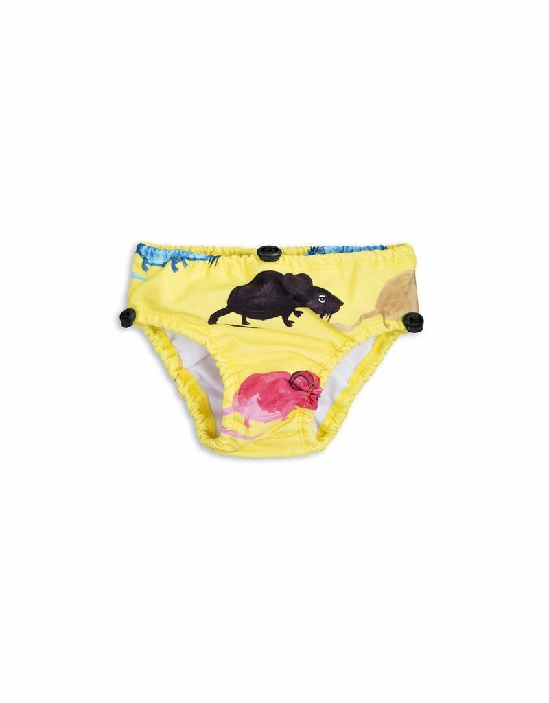 MiniRodini Mini Rodini, Mr Mouse Baby Swimpants