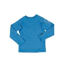 Volcom Volcom, Child Lido Solid Long Sleeve Rashguard