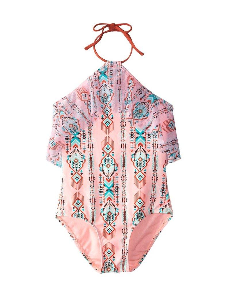 Gossip Girl Gossip Girl, Desert Moon 1 Piece Swimsuit