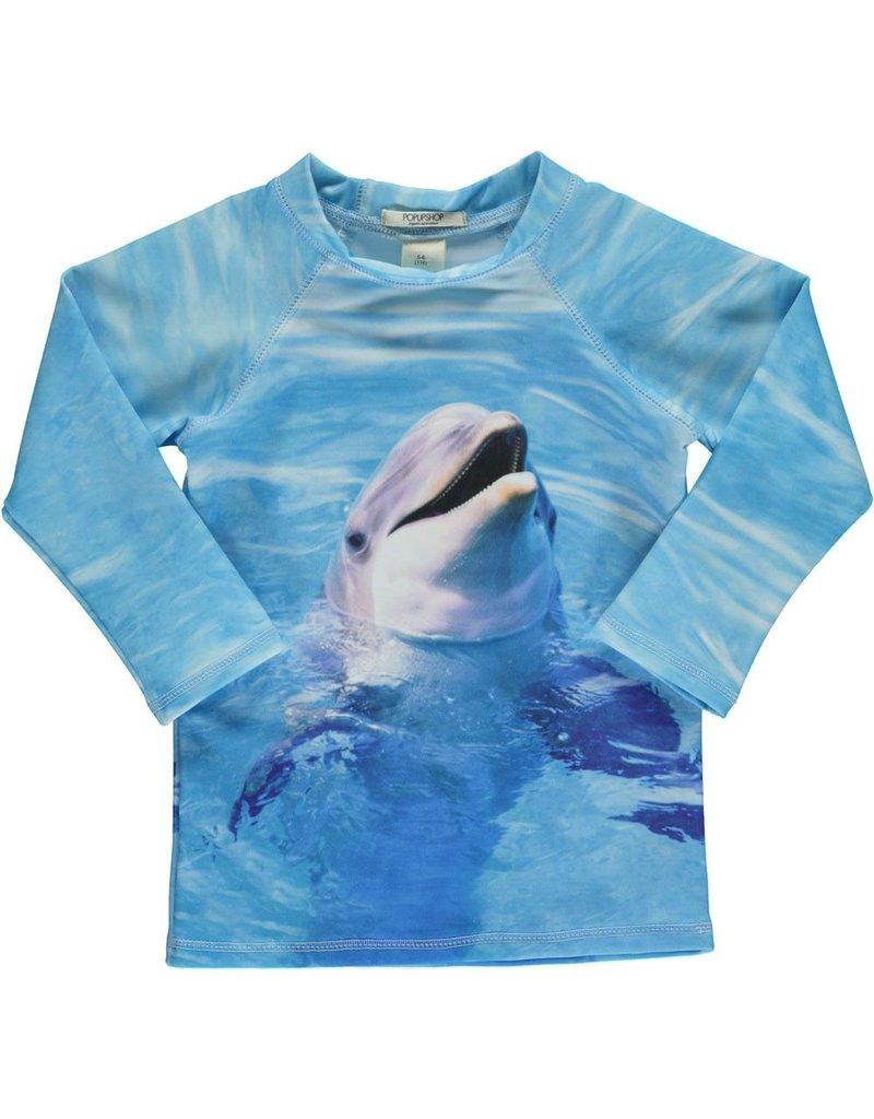 Pop Up Shop PopUpShop, Unisex UV Swim Blouse