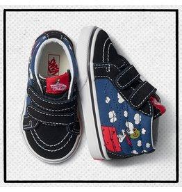 Vans Vans, Toddler Sk8-Mid Reissue V Peanuts
