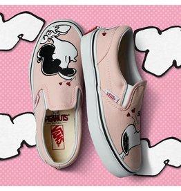 Vans Vans, Toddler Classic Slip-On Shoe Peanuts