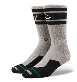 Stance Stance, Mens Mark Gonz Smiley Sock