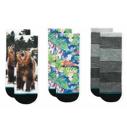 Stance Stance Toddler 3 Pack Sock