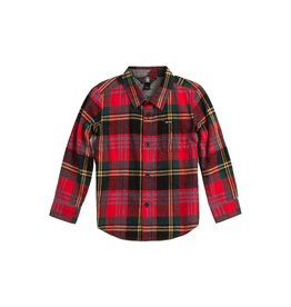 Volcom Volcom, Little Youth caden Long sleeve Flannel