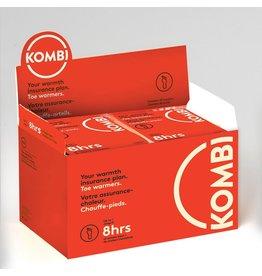 Kombi Kombi, Toe Warmers