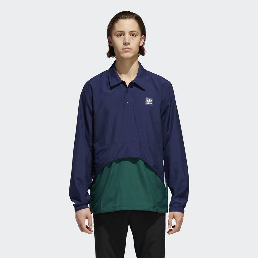 Adidas Adidas, Pullover Coach Jacket