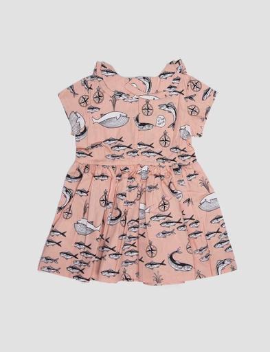 MiniRodini Mini Rodini Mon Tresor Dress