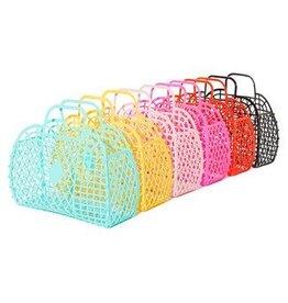 Sun Jellies Medium Basket