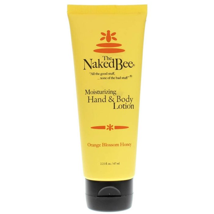 Naked Bee Orange Blossom Honey Hand and Body Lotion 2.25 fl.oz