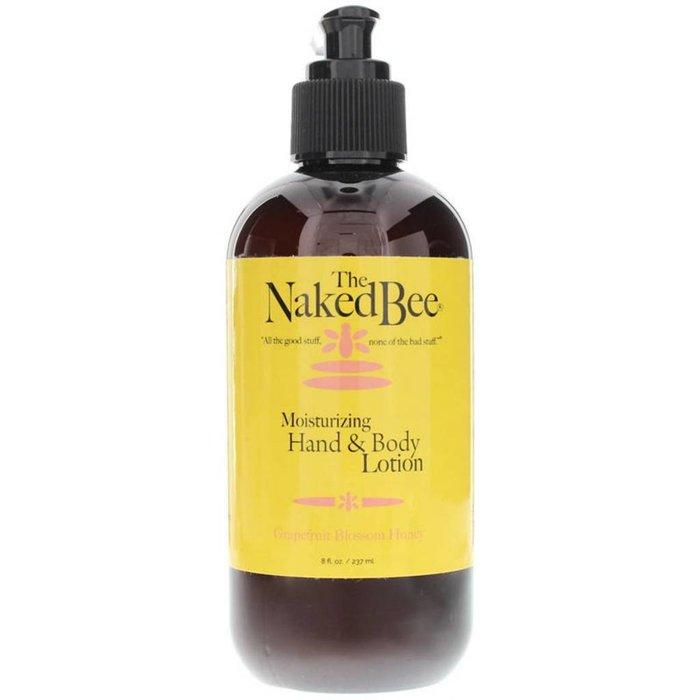 Naked Bee Grapefruit Blossom Honey Hand and Body Lotion Pump 8 fl oz