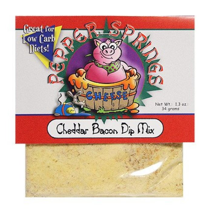 Cheddar Bacon Dip Mix