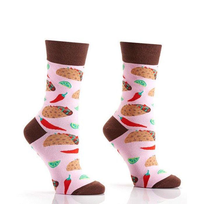 Spicy Taco Socks