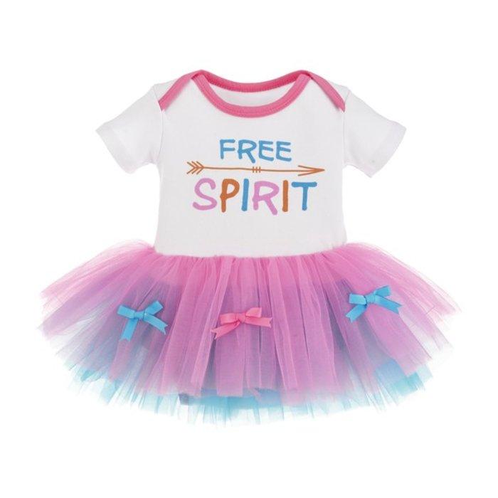 Free Spirit TuTu Diaper Shirt