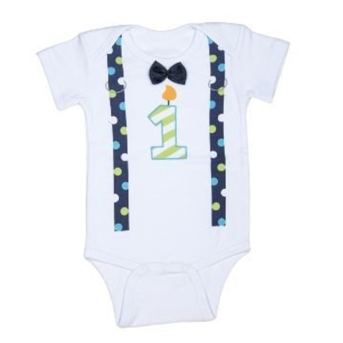 Boy 1 Year Onesie