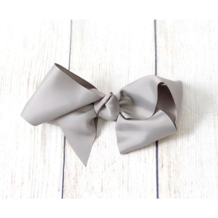 Medium Silver Bow