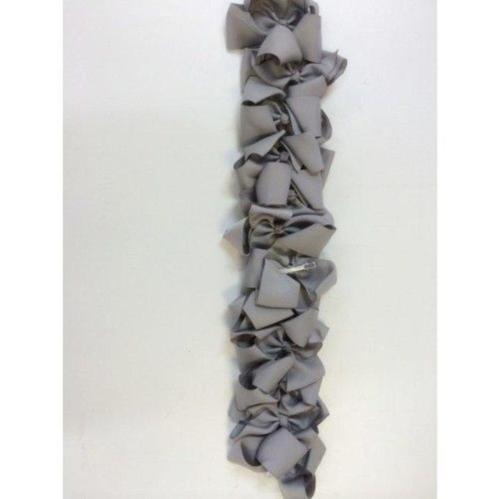 Medium Grey Bow