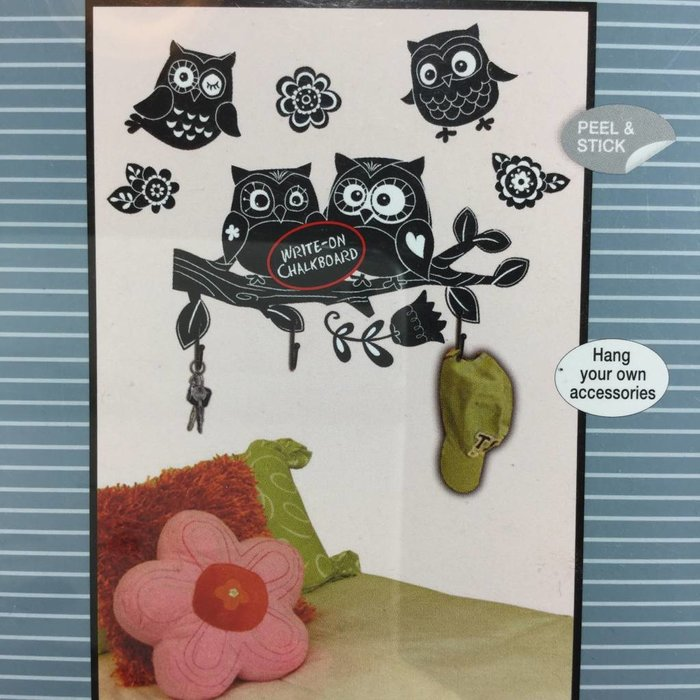 Wall Decor-Owl