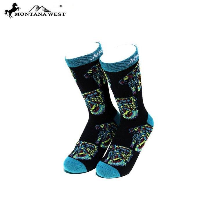 Indian Socks - Montana West