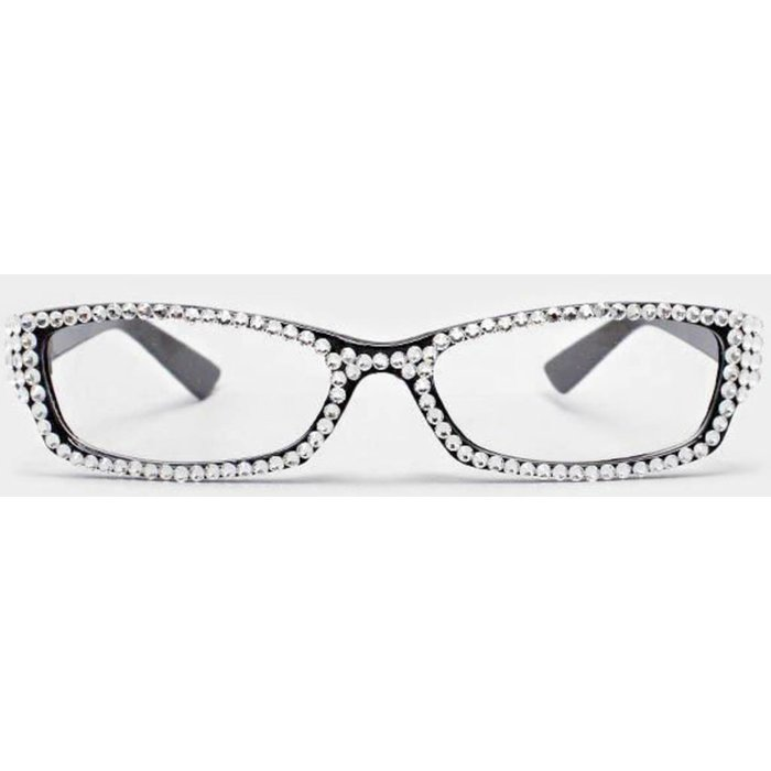 Swarovski CLEAR Crystal Bling Readers
