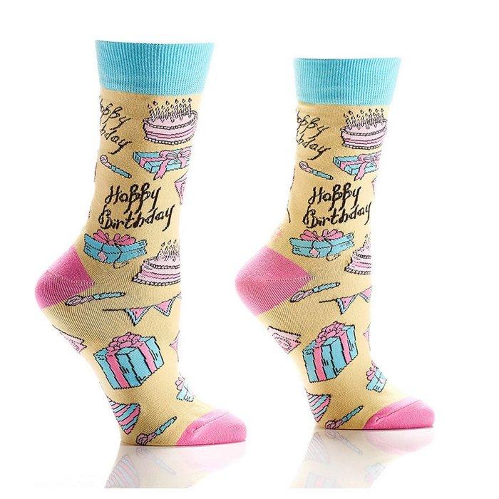 Birthday Crazy Socks