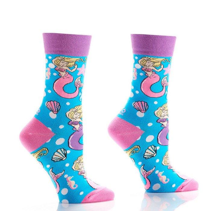 Mermaid Crazy Socks