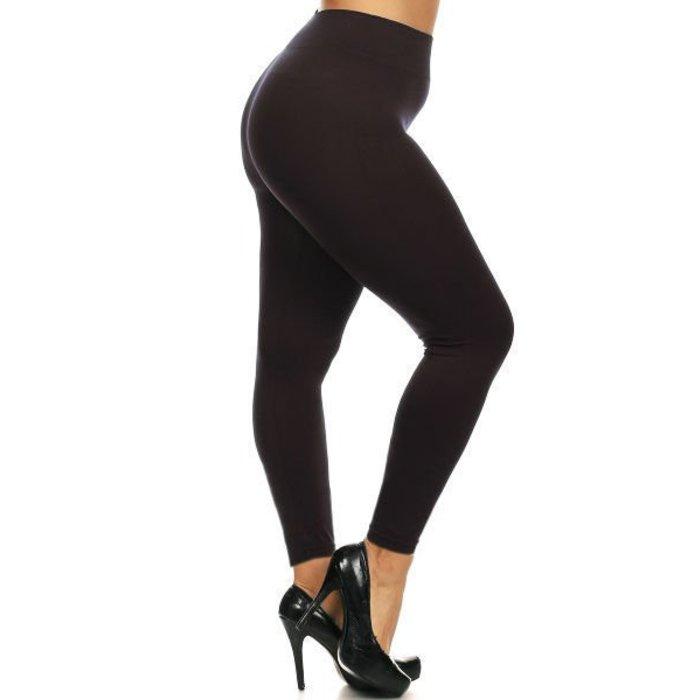 Black Leggings - ONE SIZE