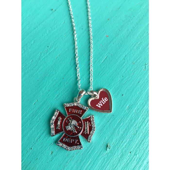 Fireman's Wife Necklace