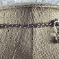 10-Strand Silver Necklace