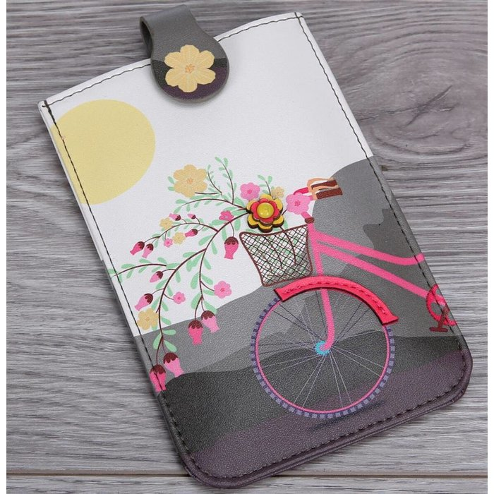 Bicycle 3D Art Phone Case