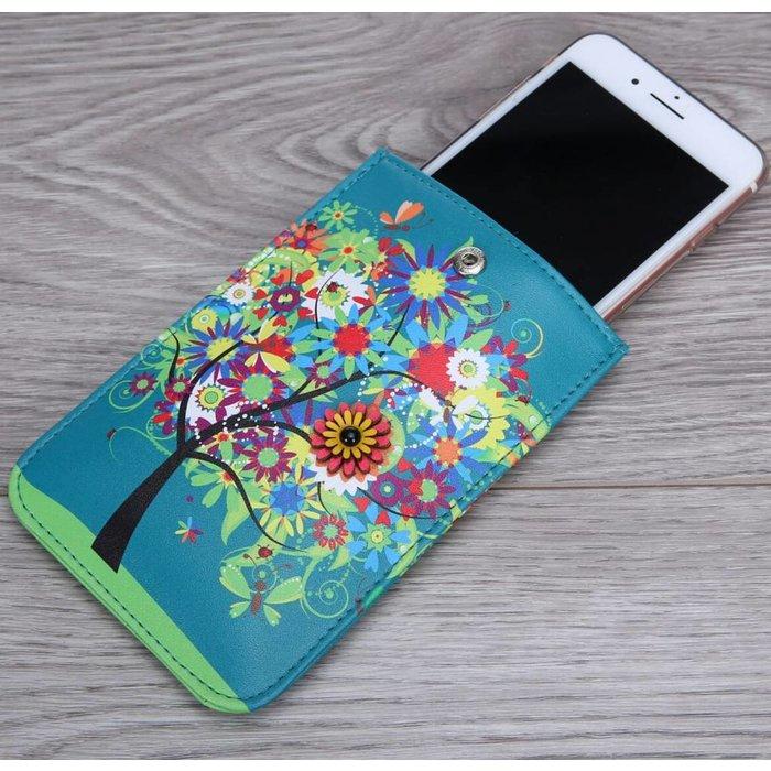 Tree 3D Art Phone Case