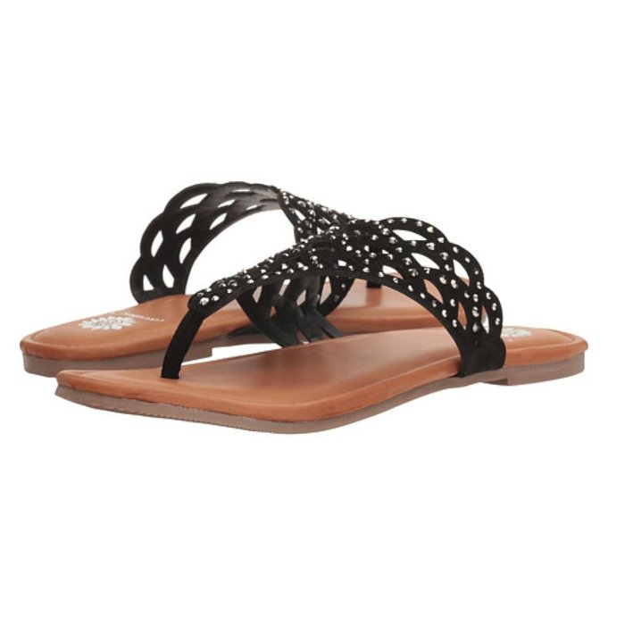 Capricorn Sandal - Black