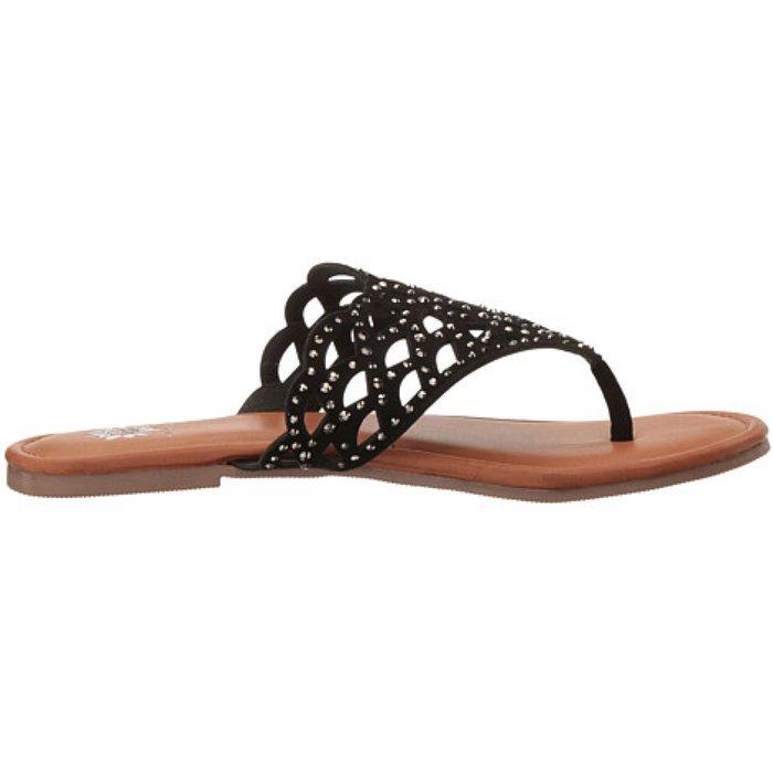 Capricorn Sandal - Black