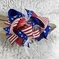 American Flag - OSTRICH BOW