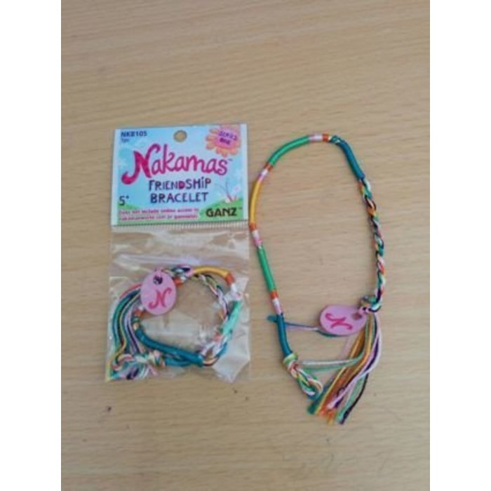 Nakamas Friendship Bracelets
