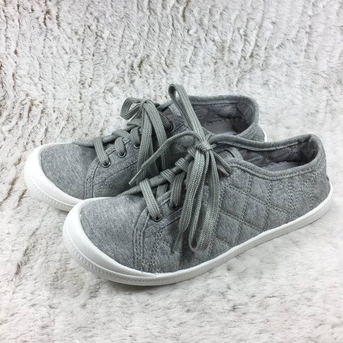 Oriana - Grey Tennis Shoe