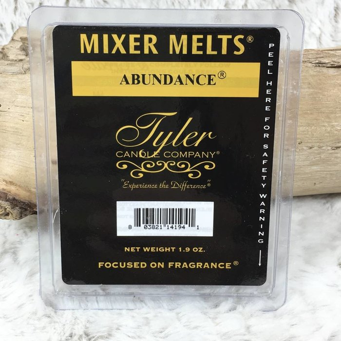 Abundance Mixer Melts