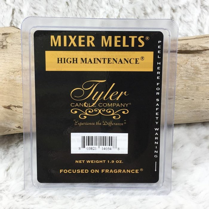 High Maintenance Mixer Melts