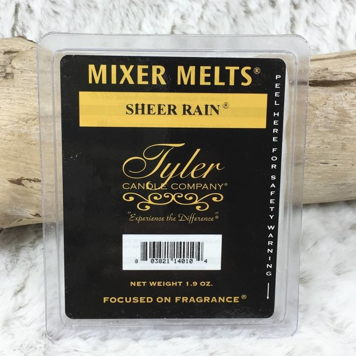 Sheer Rain Mixer Melts