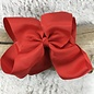 Red Large Hair Bow