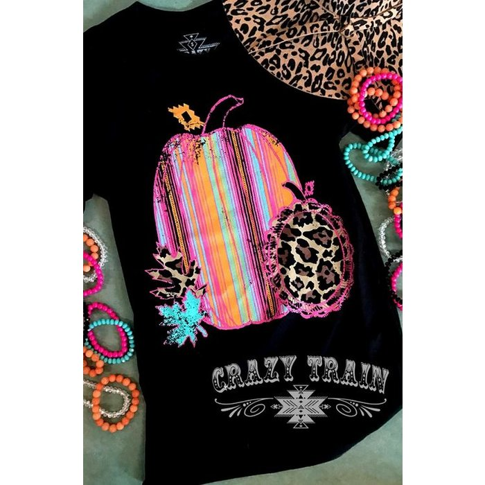 Neon Patchy T-Shirt