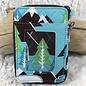 Happy Camper Wristlet Wallet
