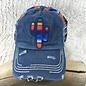 Cactus Serape Denim Hat - #1