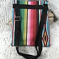 Small Serape Messenger Bag #1