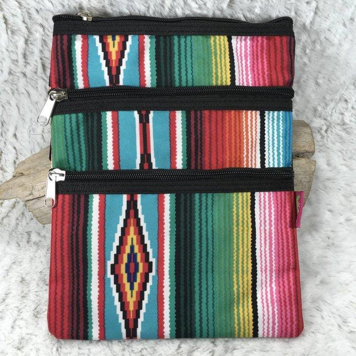 Small Serape Messenger Bag #2