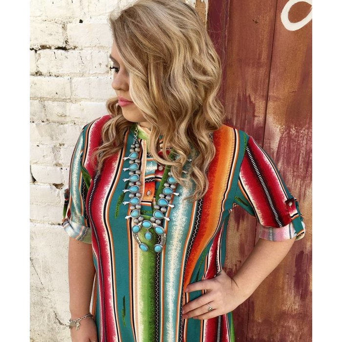 Serape Tunic/Dress