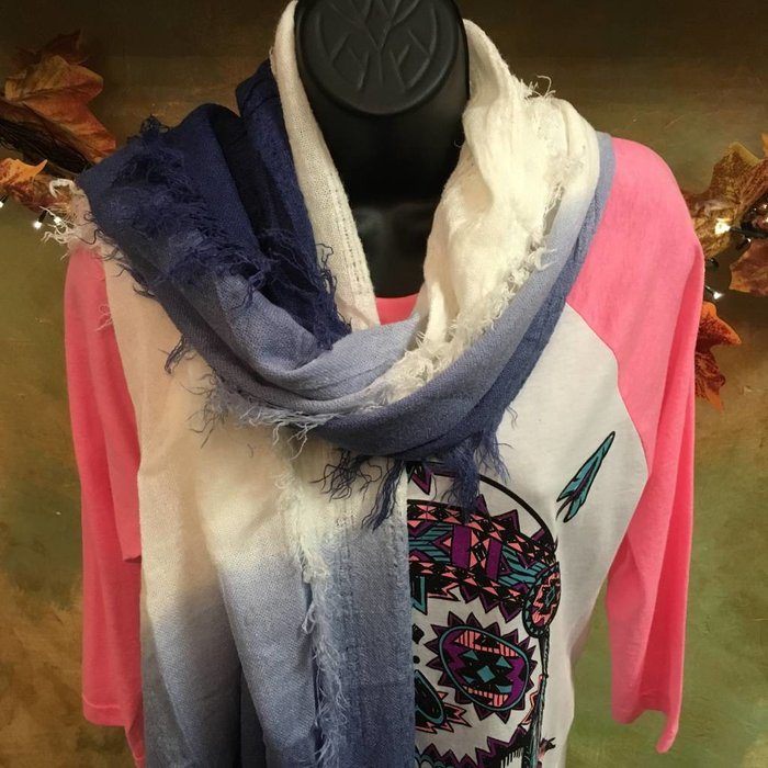 Ombre Soft Scarf