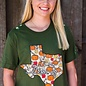 Southern Blessings T-Shirt - SMALL