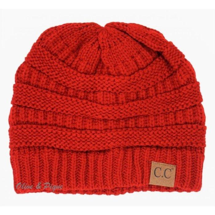 CC BEANIE HAT