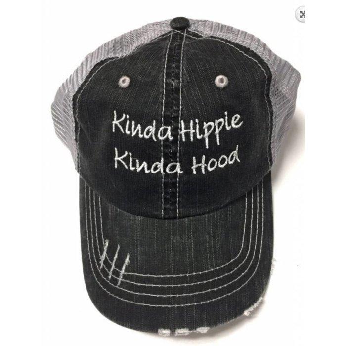 Kinda Hippie Kinda Hood Hat